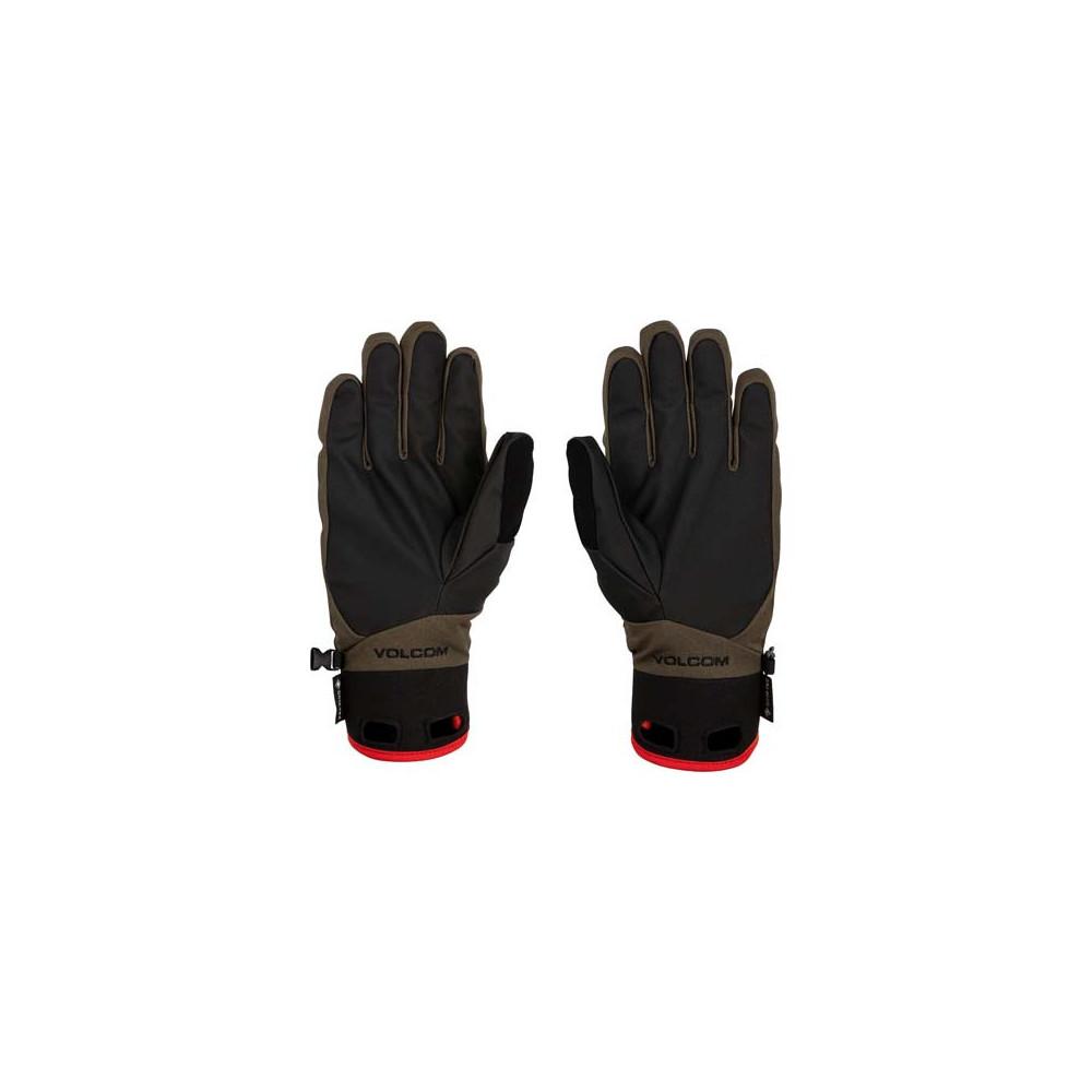 Guantes de nieve CP2 GORE-TEX Hombre Rojo 2021