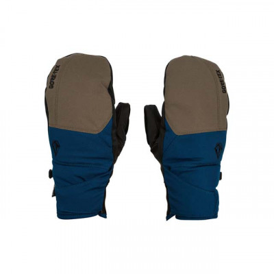 Manoplas de nieve Volcom Stay Dry GORE-TEX Hombre Azul