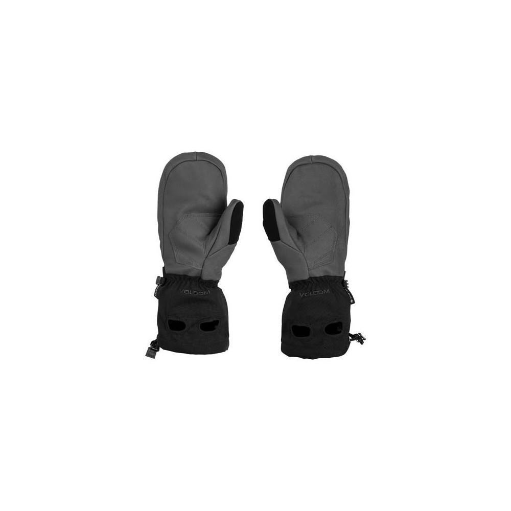 Manoplas de nieve Volcom 91 GORE-TEX Mitt Hombre Negro 2021