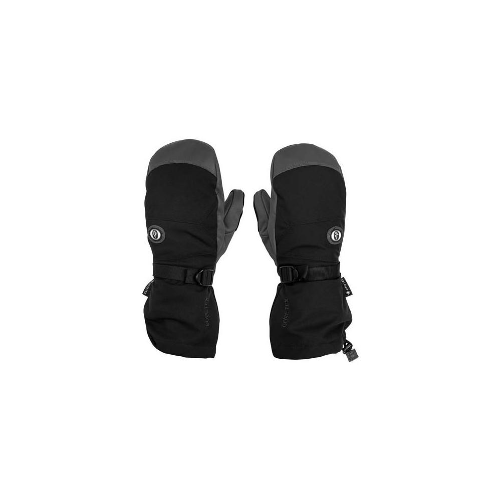 Manoplas de nieve Volcom 91 GORE-TEX Mitt Hombre Negro