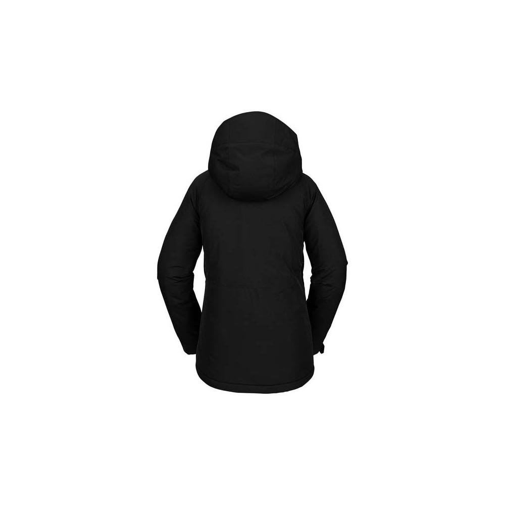 Cazadora de nieve Volcom Aris Insulated GORE-TEX Mujer Negro 2021