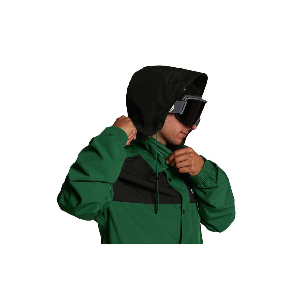 Cazadora de nieve Volcom Arthur Longo GORE-TEX Hombre Forest 2021