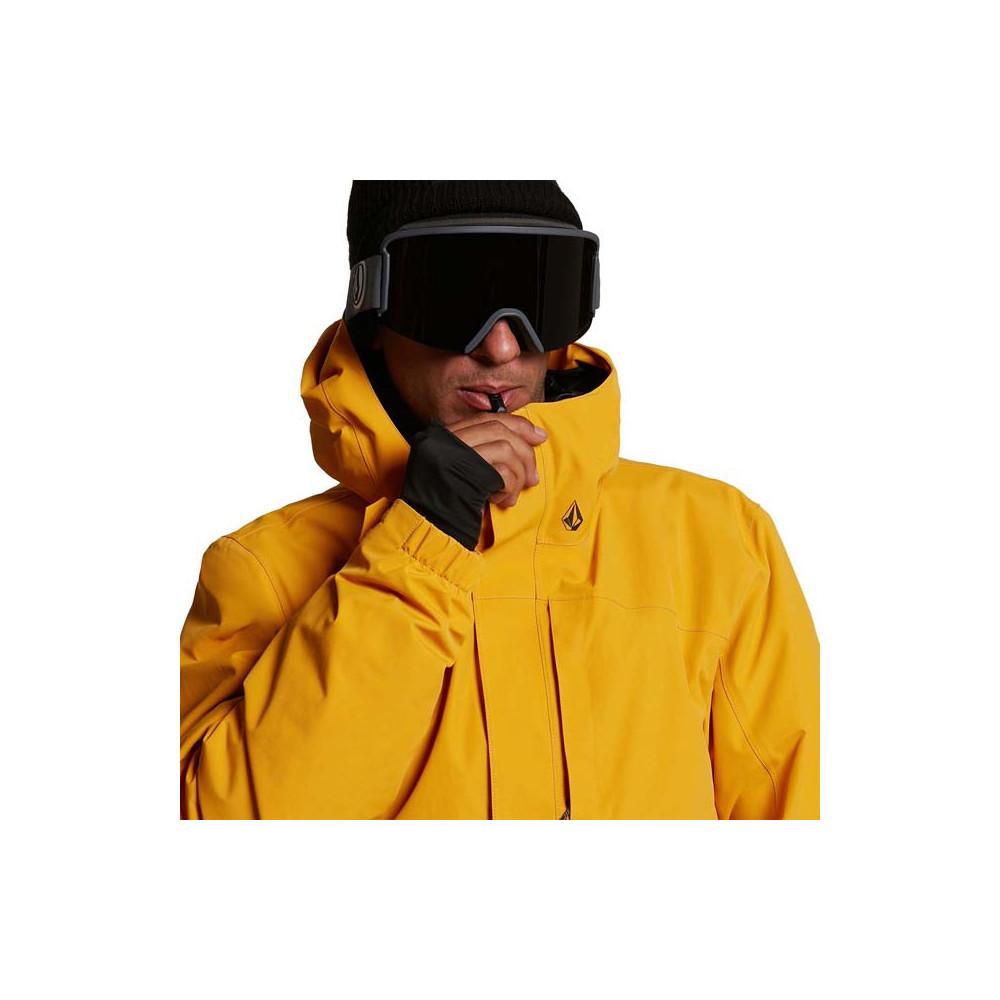 Cazadora de nieve Volcom TDS 2L GORE-TEX Hombre Amarillo 2021