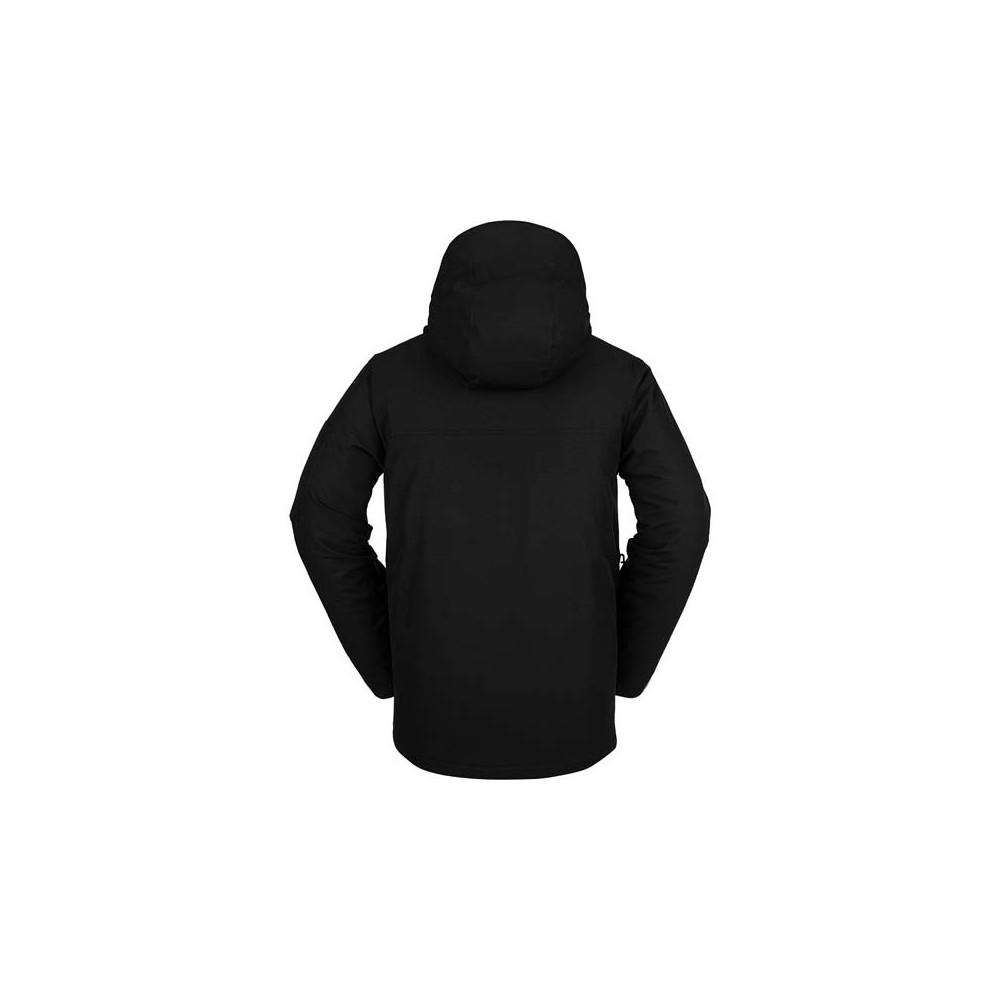Cazadora de nieve Volcom  Scortch Insulated Hombre Negro 2021