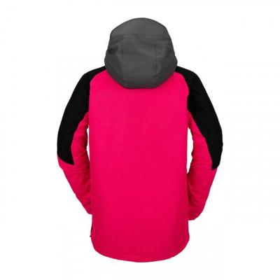 Jersey Pullover Volcom Brighton Hombre  Mujer Magenta 2021