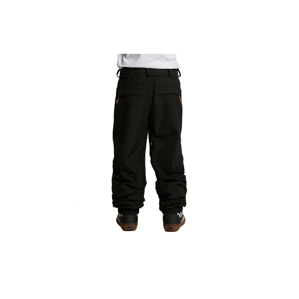 Pantalón de nieve Arthur Longo GORE-TEX Hombre Negro 2021