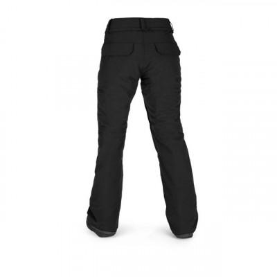 Pantalón de nieve Volcom Knox Insulated GORE-TEX Mujer Negro