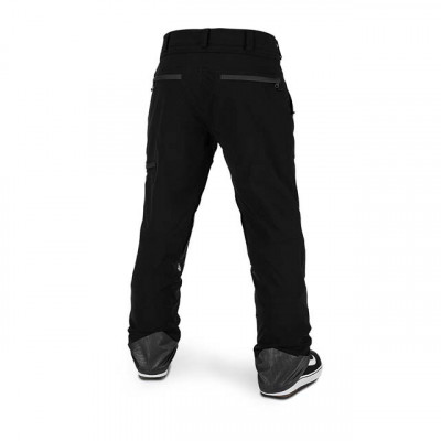 Pantalón de nieve Volcom Stretch GORE-TEX Hombre Negro