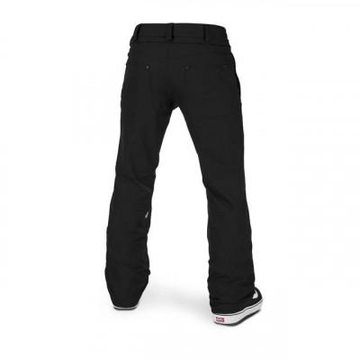 Pantalón de nieve Volcom Klocker Tight Hombre Negro
