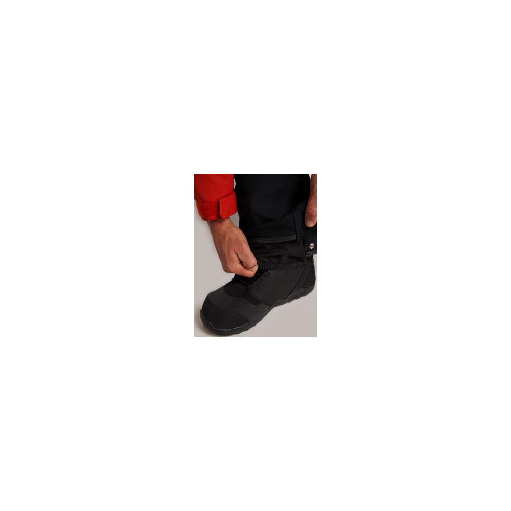 Pantalón de nieve Volcom Articulated Hombre Negro 2021