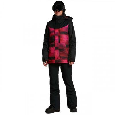 Pantalón de nieve Volcom Species Stretch Mujer Negro