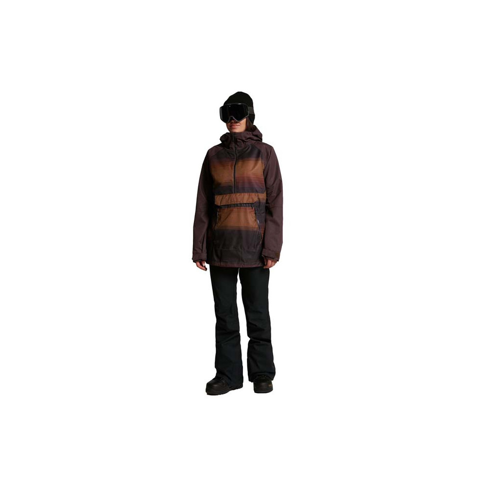 Pantalón de nieve Volcom Species Stretch Mujer Negro 2021