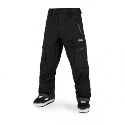 Pantalón de nieve Volcom Guch Stretch GORE-TEX Hombre Negro