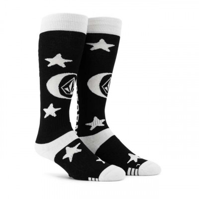 Calcetines Volcom Hombre Synth Negro 2021