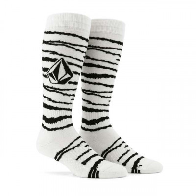 Calcetines Volcom Hombre Lodge Blanco 2021