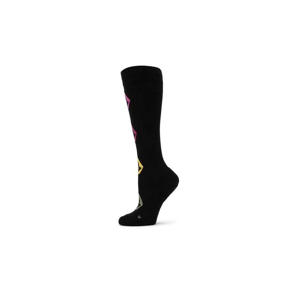 Calcetines Mujer Volcom Sherwood Negro 2021