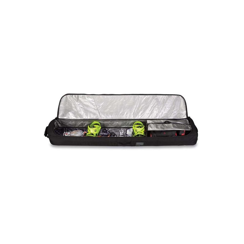 Mochila de Snowboard Dakine Low Roller Snowboard Bag Negro 2021
