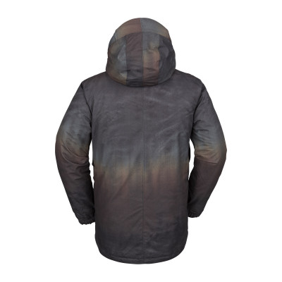 Volcom Slyly Jacket Brown