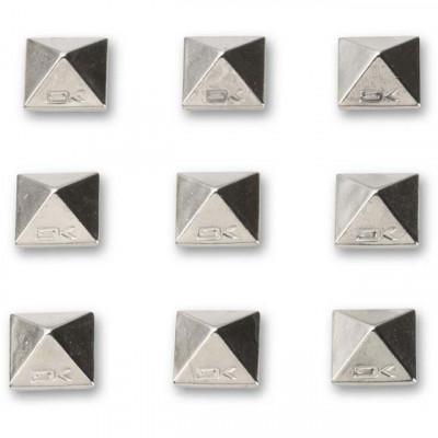 Antideslizante Dakine, Pyramid Studs, Chrome, 2021