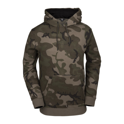 Volcom JLA P/Over Fleece Camo