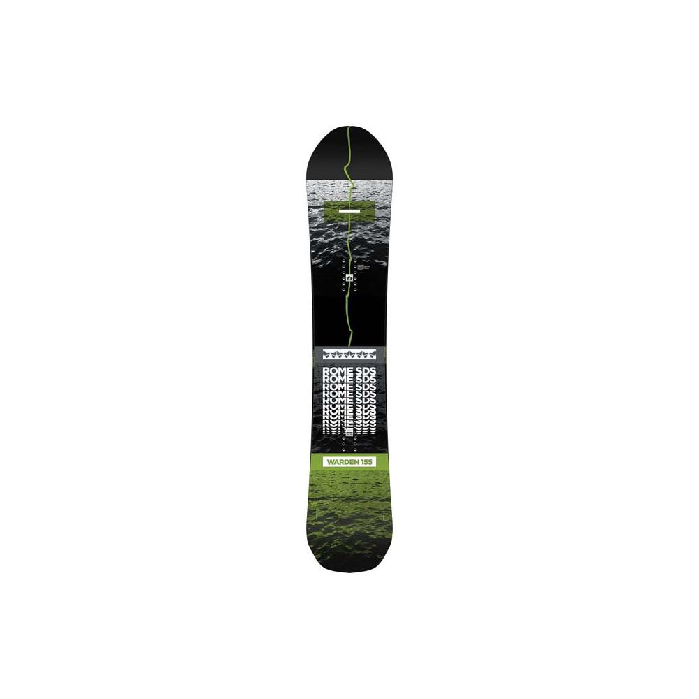 Tabla Snowboard Rome Warden Hombre 2021