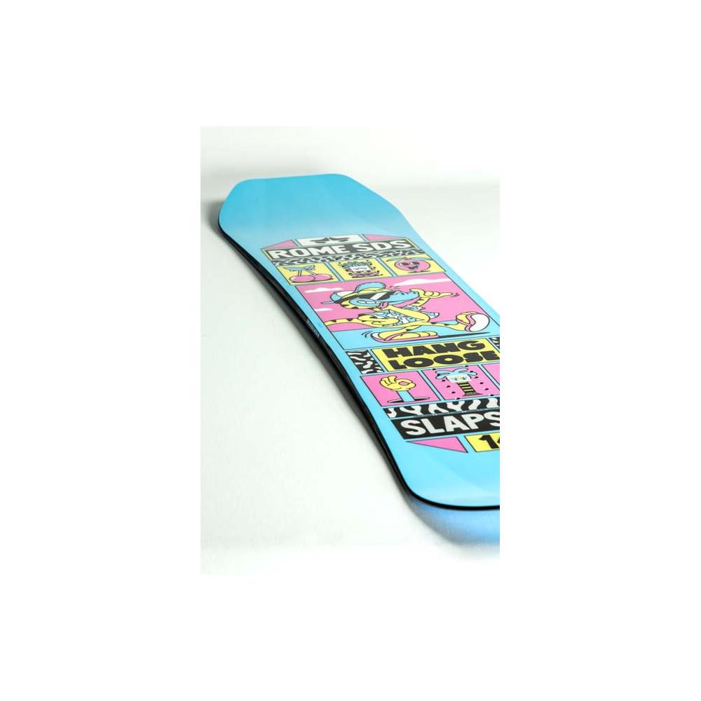 Tabla Snowboard Rome SlapsTick Niño 2021