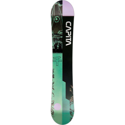 Capita OuterSpace Living Tabla Snowboard Hombre 2021 - 150 BASE