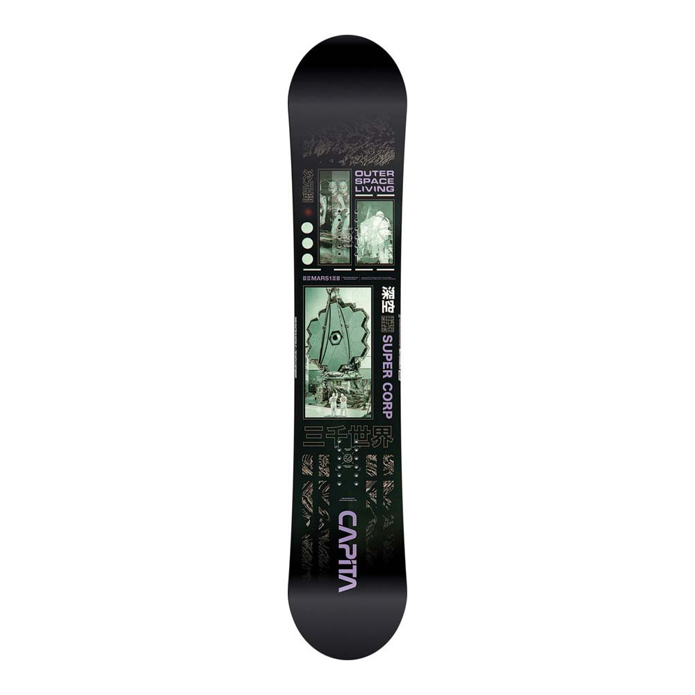 Capita OuterSpace Living Tabla Snowboard Hombre 2021 - 150
