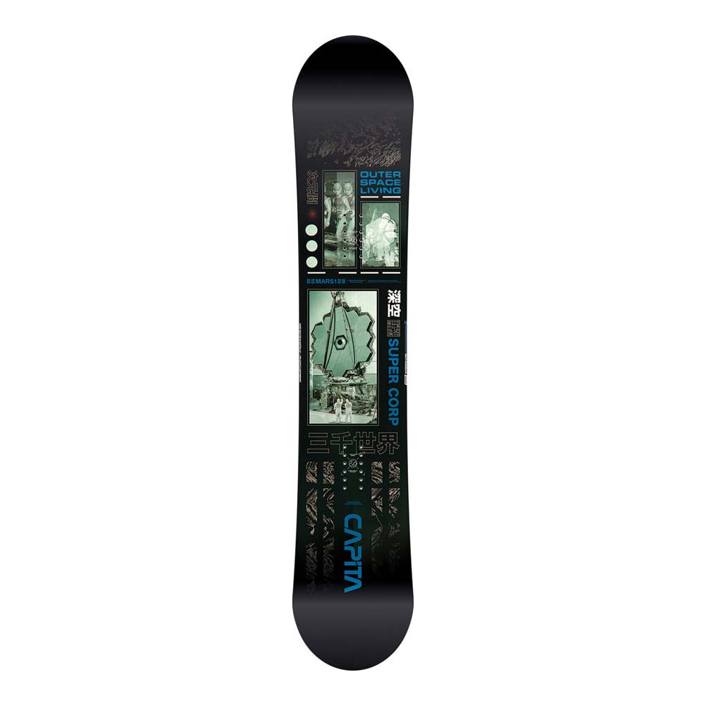 Capita OuterSpace Living Tabla Snowboard Hombre 2021 - 158