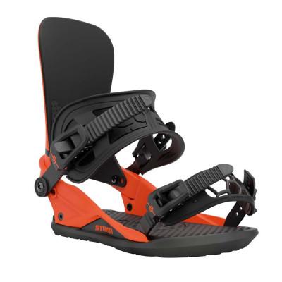 Union Strata Fijación Snowboard Hombre Orange 2021