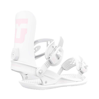 Union Legacy Fijación Snowboard Mujer Blanco 2021