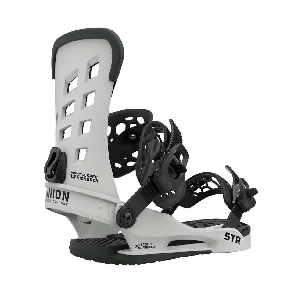 Union STR Fijación Snowboard Hombre Stone 2021