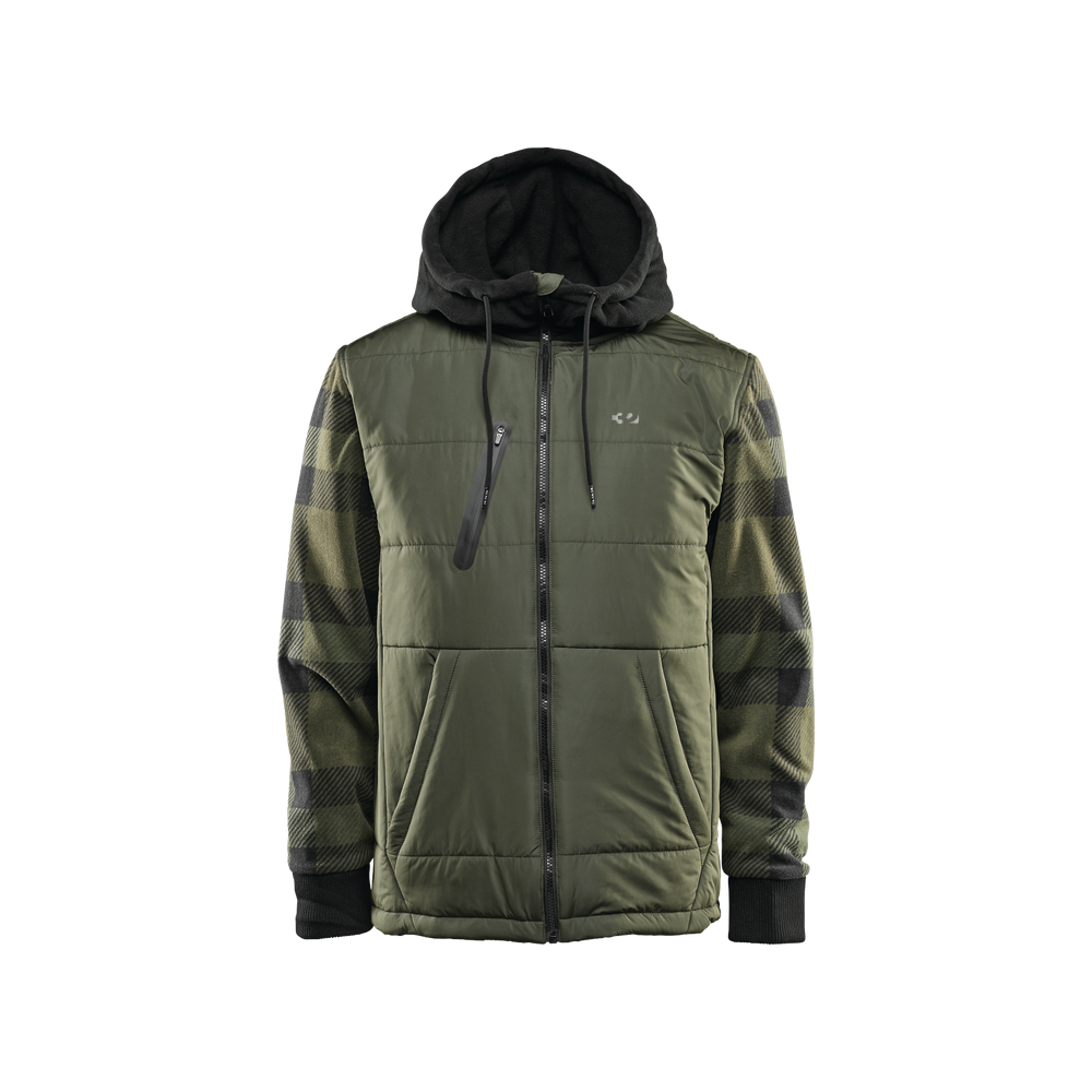ThirtyTwo ArrowHead Olive Chaqueta Snowboard Hombre 2020