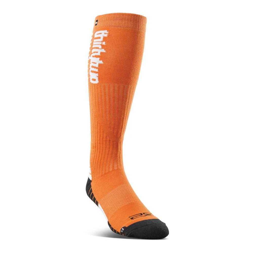 ThirtyTwo TM Merino Calcetines Snowboard Hombre Naranja 2021