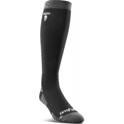 ThirtyTwo Diggers Merino Calcetines Snowboard Hombre Negro 2021