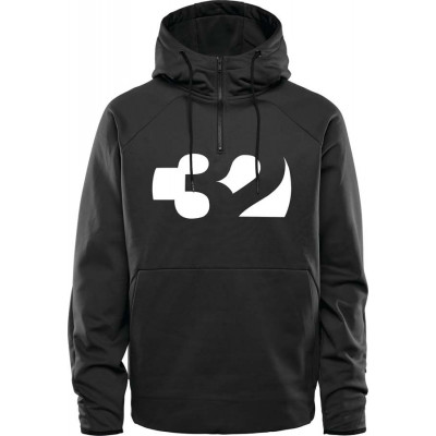 ThirtyTwo Franchise Tech Pullover Sudadera Snowboard Hombre Negro 2021