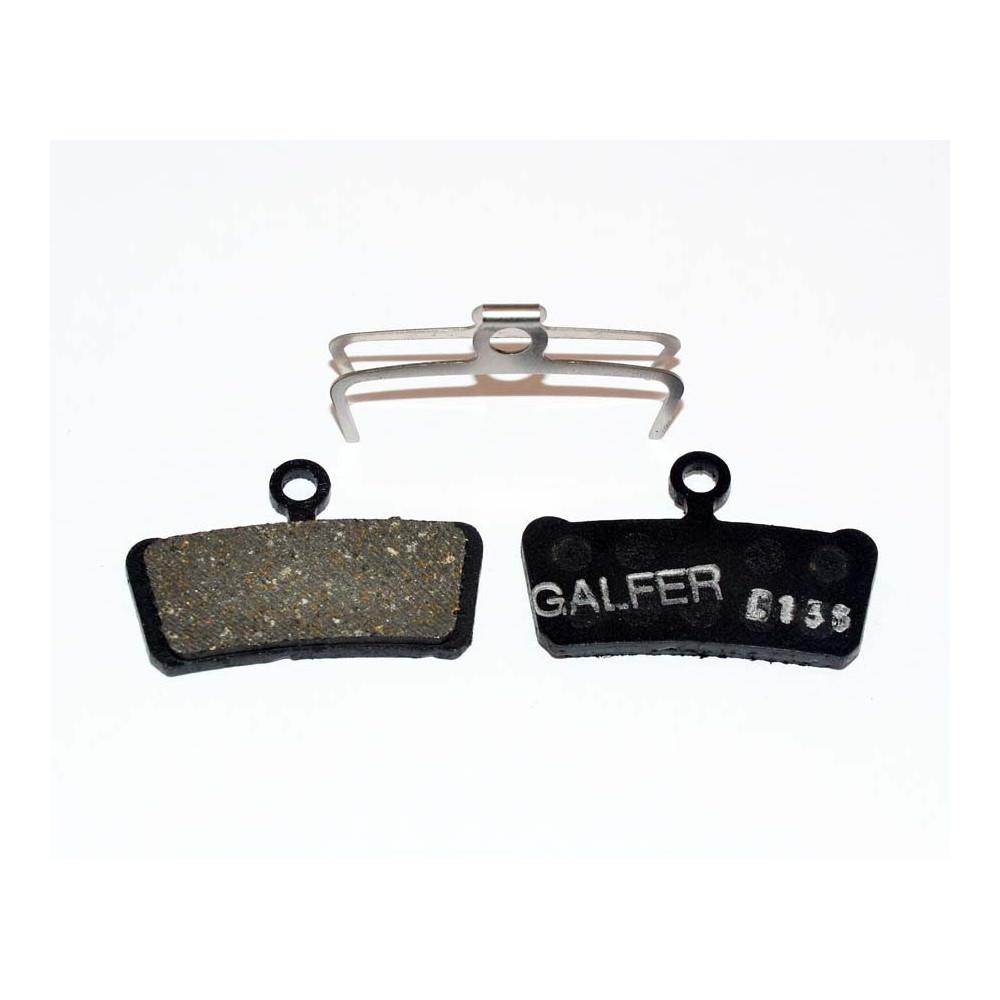 GALFER BIKE STANDARD BRAKE PADS SRAM GUIDE / AVID XO TRAI - FD459G1053