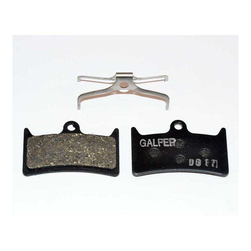 GALFER BIKE STANDARD BRAKE PAD HOPE V4 - FD466G1053