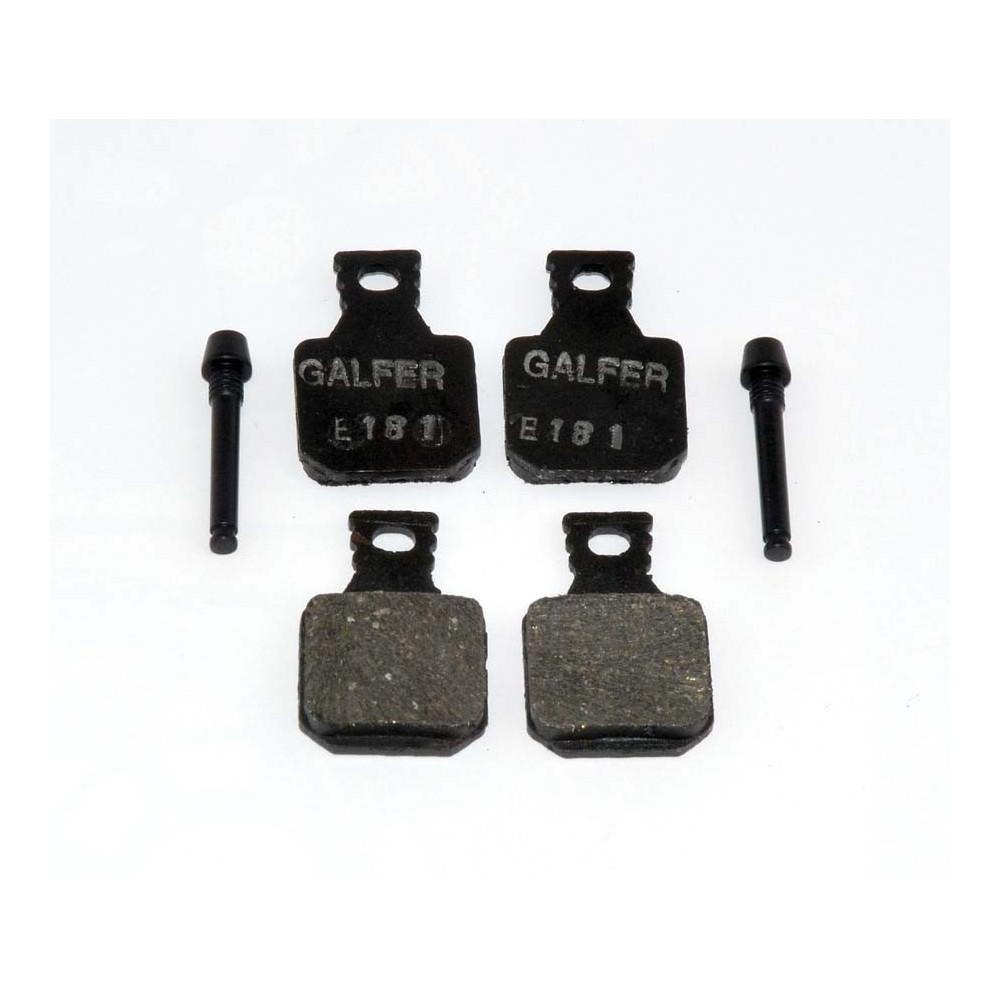 GALFER BIKE STANDARD BRAKE PAD MAGURA MT5 - MT7 - FD487G1053