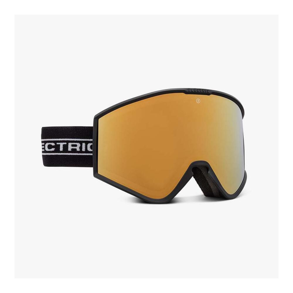 KLEVELAND+ BLACK TAPE/BRGD_+BL, gafa de esqui electric, gafas de nieve electric