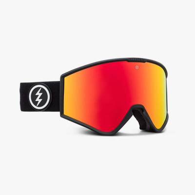 KLEVELAND SMALL MATTE BLACK, gafa de esqui electric, gafas de nieve electric