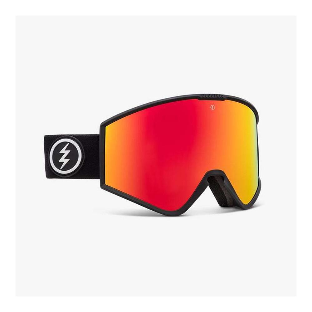 Electric KLEVELAND MATTE BLACK Gafa de Esquí Hombre 2020