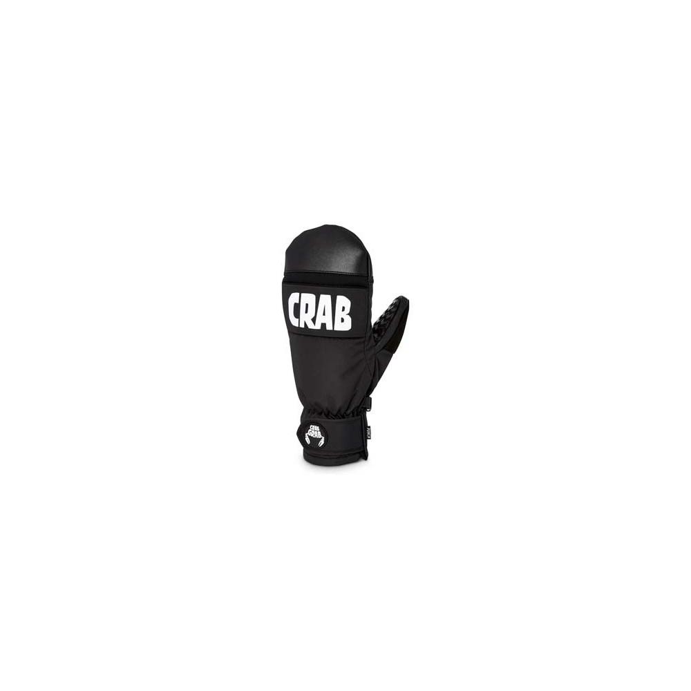 Crab Grab Punch 2021 Negro Manopla Snowboard Unisex