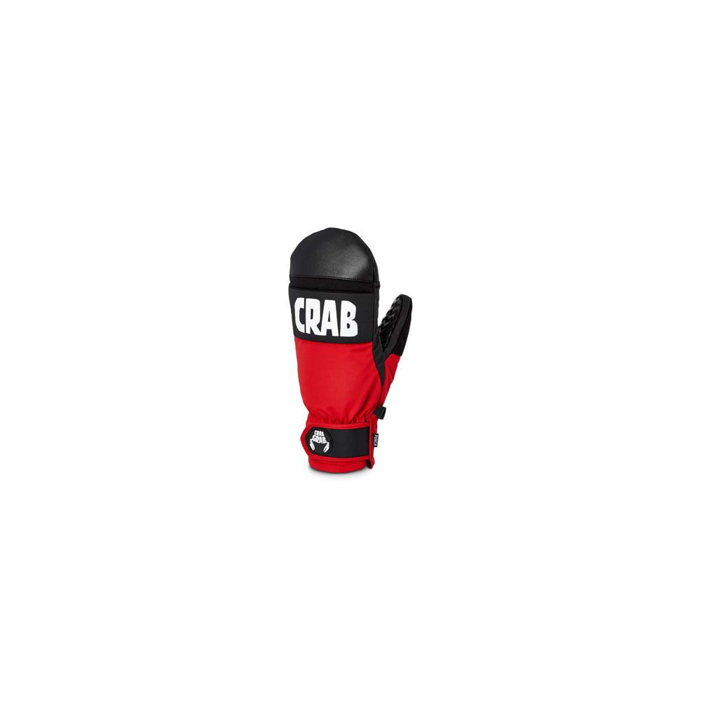 Crab Grab Punch 2021 Rojo Manopla Snowboard Unisex