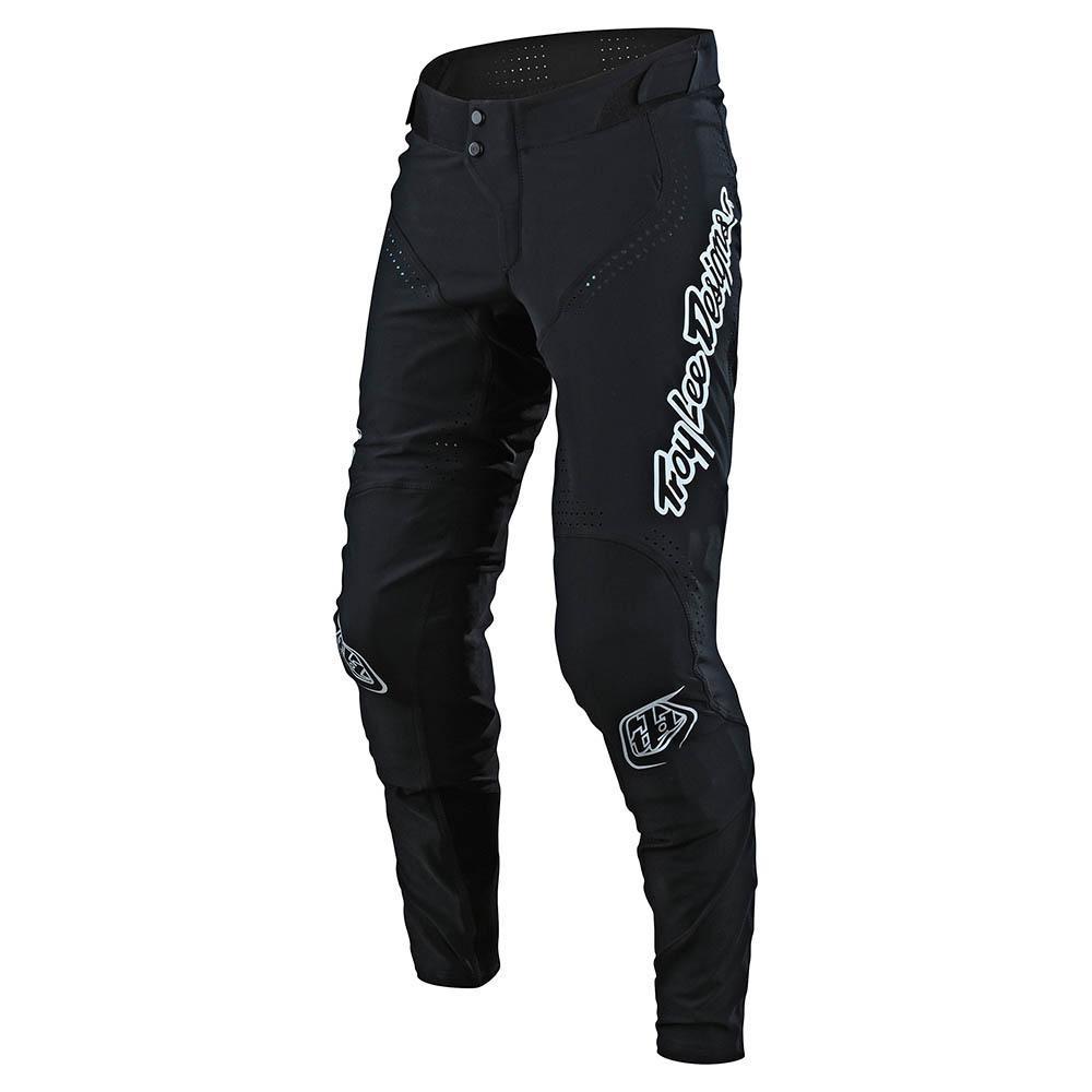 Troy Lee Sprint Ultra Black pantalón largo bicicleta