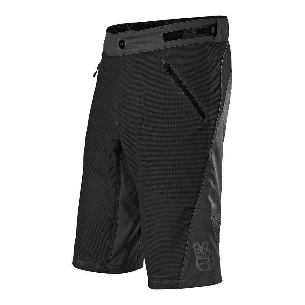 Troy Lee Skyline Air Short Black pantalón corto bicicleta