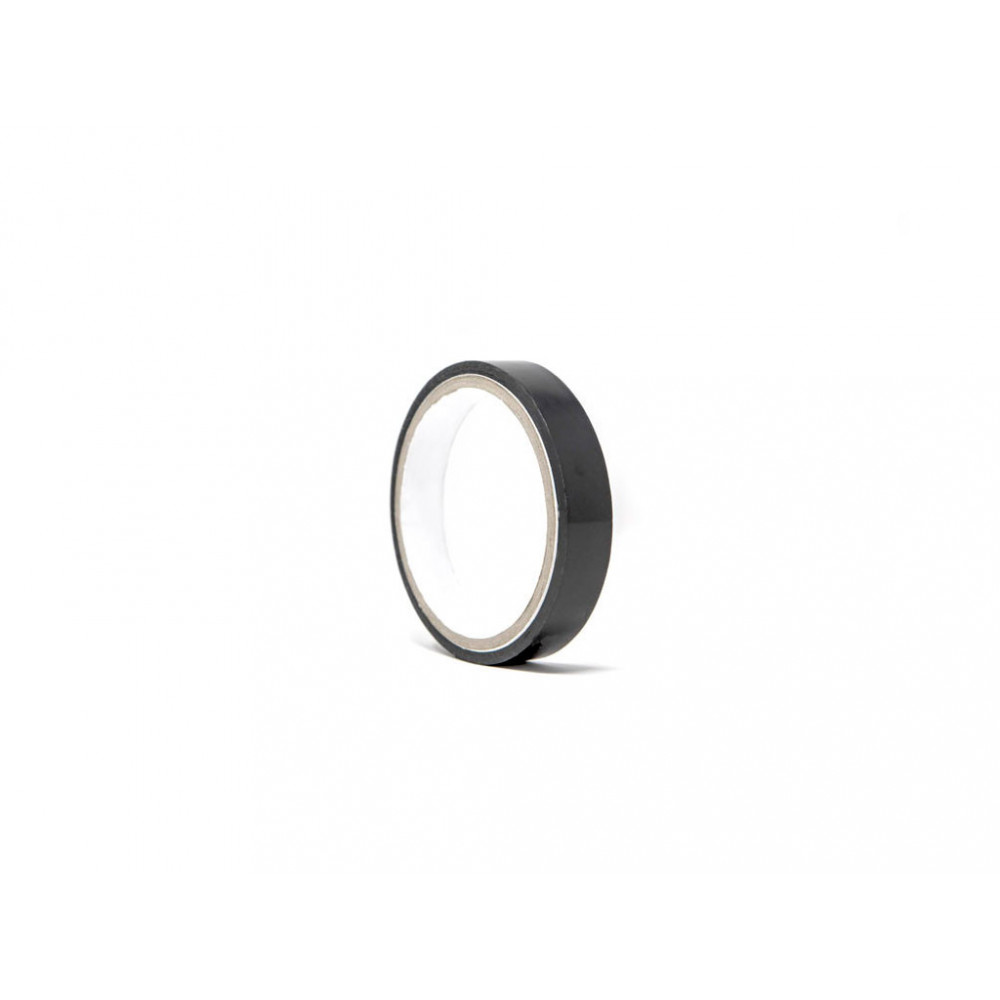Cinta X-Sauce Tubeless Fina 35mm de ancho x 9m de largo Negro