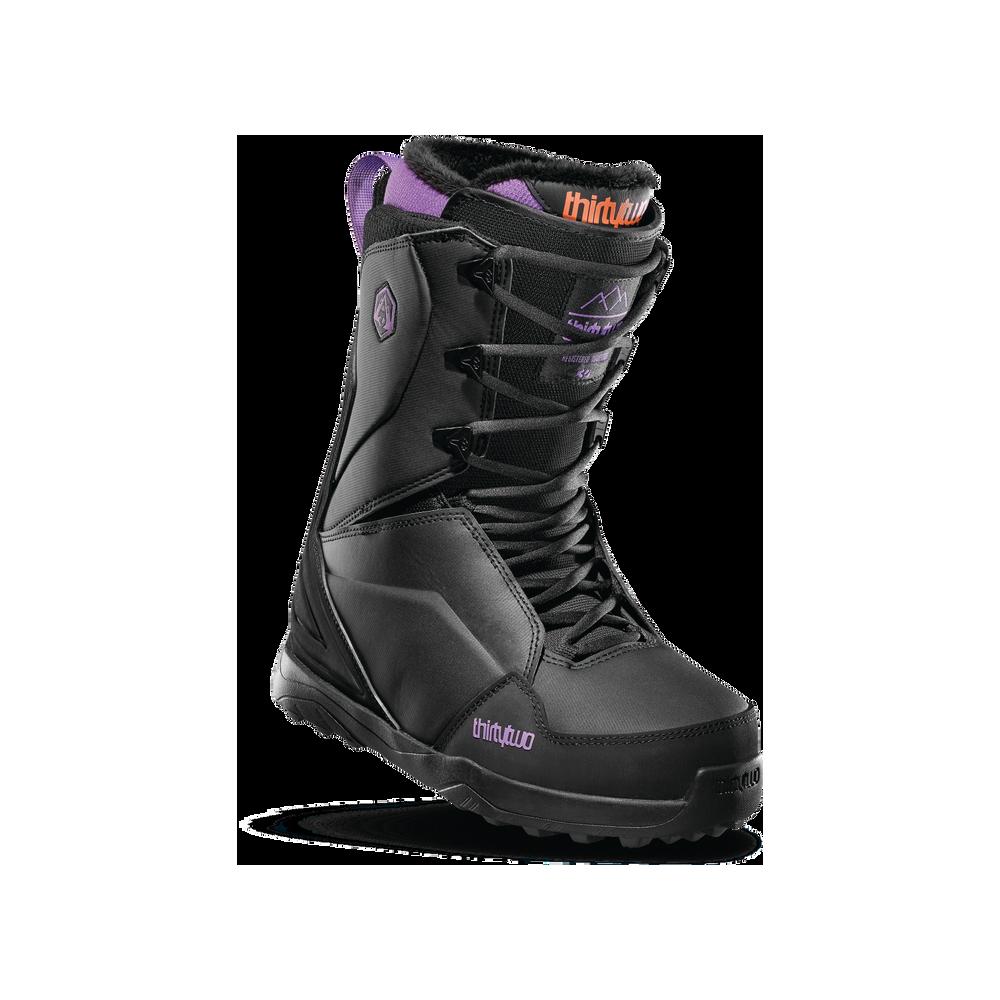 ThirtyTwo Lashed Womens Boot Black/Purple Botas Snowboard Mujer 2020