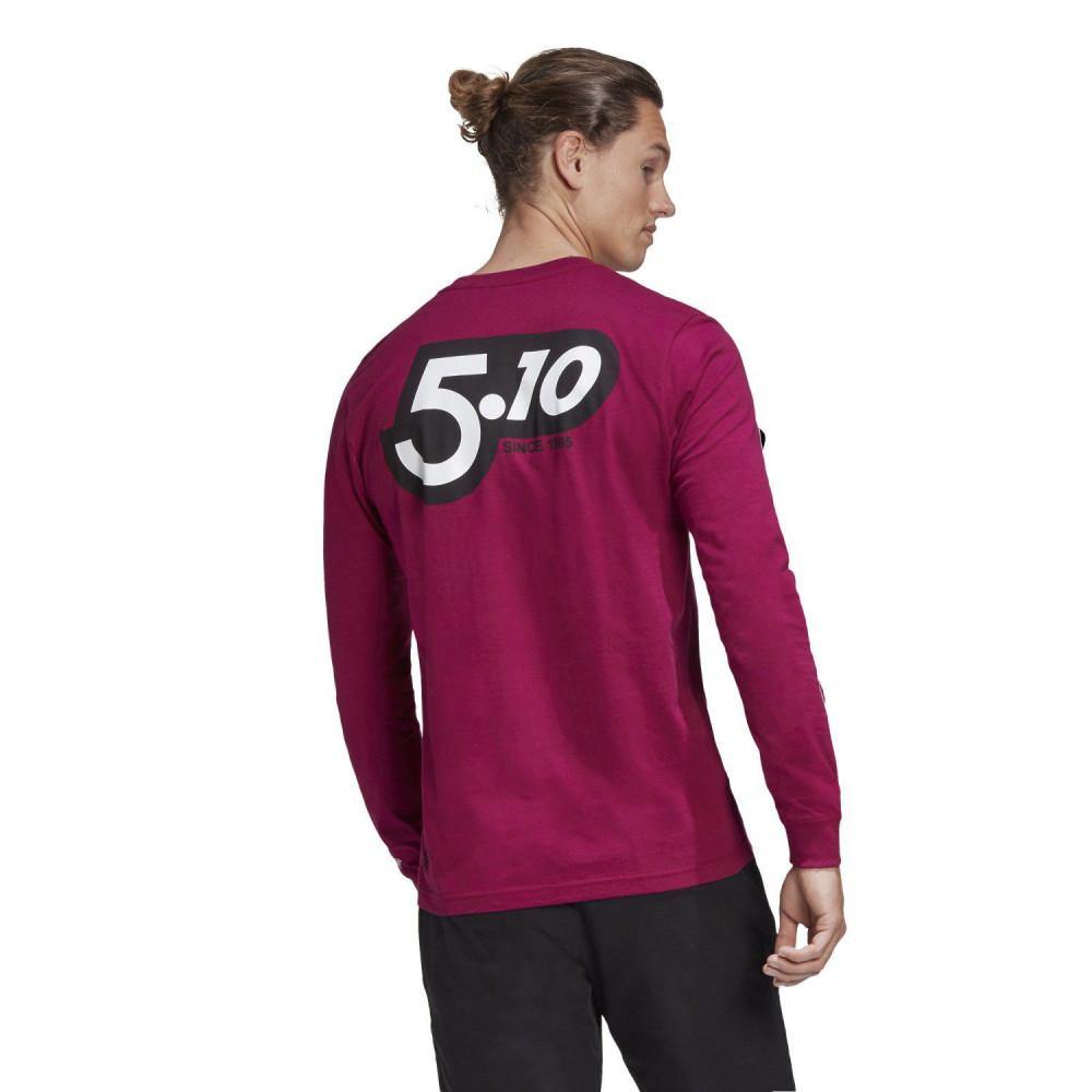 Camiseta bicicleta manga larga hombre Five Ten 5.10 GFX
