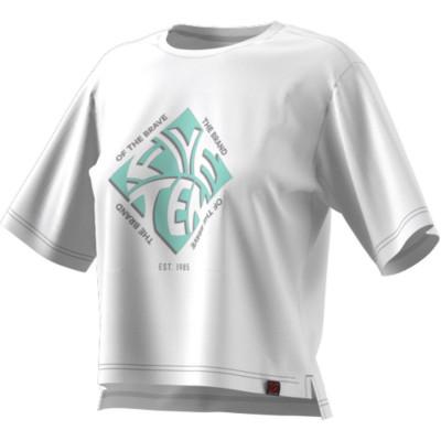 Camiseta bicicleta mujer Five Ten 5.10 CROP T - www.laridershop.com